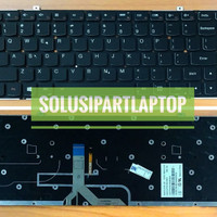 KEYBOARD LENOVO ULTRABOOK YOGA 2 PRO 13 BACKLIGHT BLACK