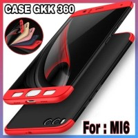 Case 360 Xiaomi Mi6 Slim Casing Hp Mi 6 Covers