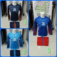 Baju Olahraga Setelan Kiper Dewasa