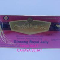 Harga ginseng royal jelly kesehatan tubuh 10 | antitipu.com
