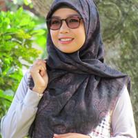jilbab segi empat/hijab/kerudung/jilbab motif/rawis/jilbab seragam