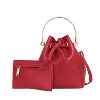 Adrestia Handbag Red   Tas Wanita Elizabeth