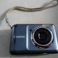 Kamera Digital Canon A800 Error Bisa nyala Lihat dulu deskripsinya