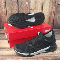 NEW ORIGINAL PUMA IGNITE XT NETFIT Sepatu Olahraga Running Pria