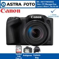 CANON POWERSHOT SX430 IS PAKET 16GB