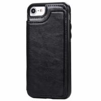 Dompet Wallet Leather Flip Case iPhone 7 Plus/8 Plus Casing Cover HP