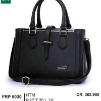 Tas Handbag Kasual Wanita hitam Garsel FRP 5030 T12