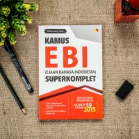 Kamus EBI Superkomplet (Best Seller)