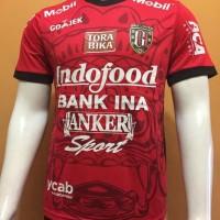 Jersey Bali United Home Liga 1 Gojek Traveloka 2017/2018 grade ori off