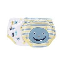 Celana Bayi - Mom N Bab Training Pants 2in1 Smiling Monster