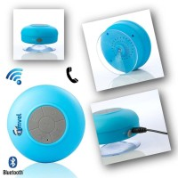 Stok Terbatas!! Speaker Waterproof Bts-06 Bluetooth Musik Audio Shower