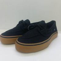 Sepatu Sneakers Vans Zapato (Full Black, Black Gum, Blue) Unisex