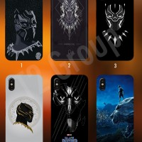 Black Panther Case Lenovo P1 Turbo, A7000, Vibe P1M, K5 Note, K5 dll