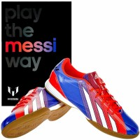 sepatu futsal adidas F10 in jr messi G97726 sepatu bola futsal onlin