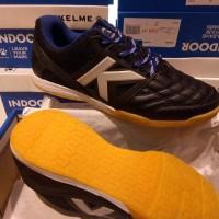 sepatu futsal kelme SUBITO black sepatu bola futsal online