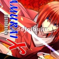 Buku Komik Seri : Samurai X Restoration 1-2 Tamat oleh Nobuhiro