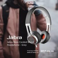 Jabra Revo Corded Wired Headphone - Grey