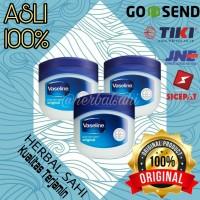 Vaselin Lip Therapy Pure Skin Jelly Pelembab bibir ORIGINAL 100%