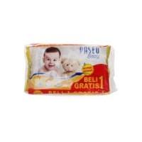 PASEO TISSUE BABY WIPES GAZETTE 50LBR