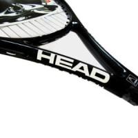 Raket Tenis Bahan Carbon Fiber  Head Diskon