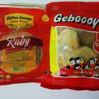 Nugget Ayam dan Sosis Ayam Paket Enak dan Murah
