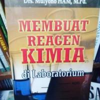 Harga original membuat reagen kimia di laboratorium mulyono buku   WIKIPRICE INDONESIA