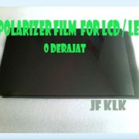 LCD Polarizer Polarizing Film 32 inch 0 derajat for LCD LED TV