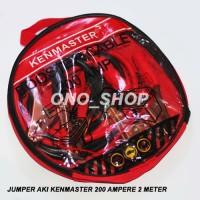 (Diskon) Jumper Aki Kenmaster 200 Ampere 2 Meter