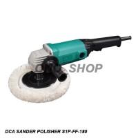 (Murah) DCA Sander Polisher S1P-FF-180
