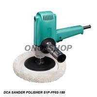 (Murah) DCA Sander Polisher S1P-FF02-180
