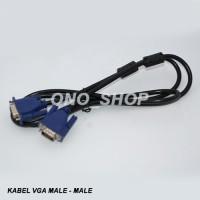 (Sale) Kabel VGA Male-Male 10 Meter