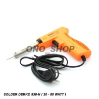 (Murah) Solder Dekko 938-N ( 20-80 Watt )