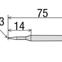 (Sale) Mata Solder Goot 40 Watt R-48SB ( Sharp Tip )