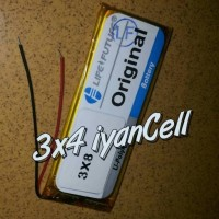 Baterai Battery iPhone 5 China Replika 3 Kabel