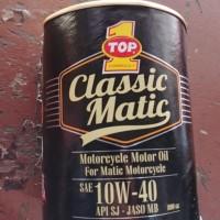 Oli TOP 1 Classic Matic 0.8 L