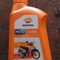 Oli Repsol Super 0.8 L