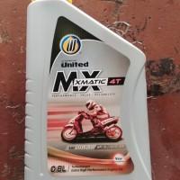 Oli United MX MATIC 0.8 L