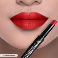 The Saem Eco Soul Kiss Button Lips Matte 05 Red Warmer