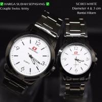 jam tangan couple korean rantai sepasang ripcurl swiss army alba murah