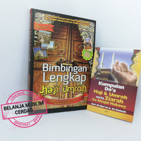 Buku Panduan Haji dan Umroh GRATIS Buku Saku Doa Haji Umroh