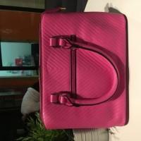 Tas Wanita Hand Bag Pink & Dark Pink
