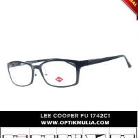 Frame Kacamata Lee Cooper FU 1742C1 Original Untuk Wajah Lebar