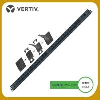 Power Distribution PDU Vertiv 16A C20, 20 way C13 + 4 way C19, Black