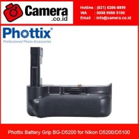 Phottix Battery Grip BG-D5200 for Nikon D5200/D5100