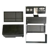 LA MARZOCCO DTCUSTOMS GS3 6pc Full Panels Matte Metallic Gunmetal