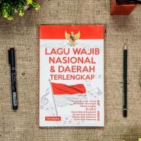 Buku Lagu Wajib Nasional dan Daerah Terlengkap
