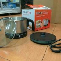 PROMO MURAH Panci Kompor Mug listrik Stainless pemanas air Teko