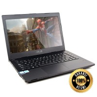 Laptop Asus Pro 2440UA Intel core i3 generasi ke 7 Ram 4gb fingerprint