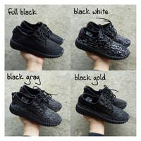 Sepatu anak sekolah sneakers kids adidas yezzy Lokal