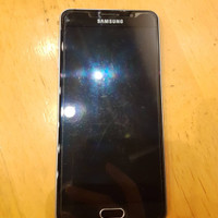 Samsung A7 2016 BLACK Second
